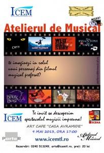 Atelierul de musical 9 mai