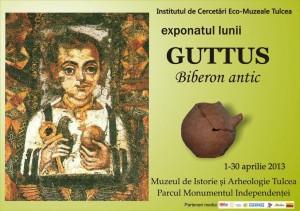 Exponat Guttus - istorie si arheologie