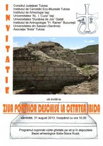 Invitatie IBida 2013