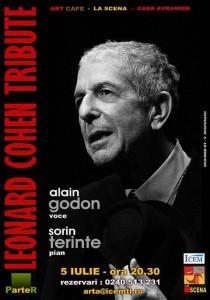 Leonard Cohen tribute