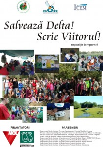 Salveaza Delta expozitie