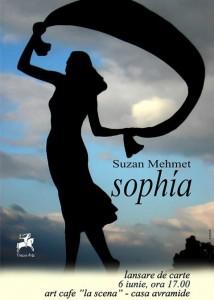 Suzan Mehmet - Sophia-Lansare Carte