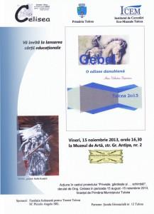 lansare carte educationala