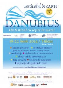 AFIS DANUBIUS TARG DE CARTE FESTIVAL 2014