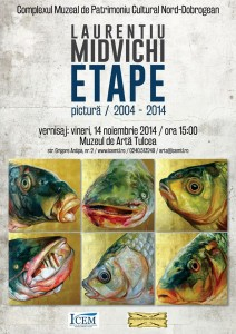 Etape - Laurentiu Midvichi