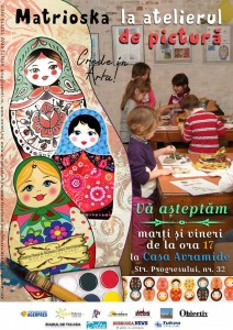 Matrioska - atelier de pictura