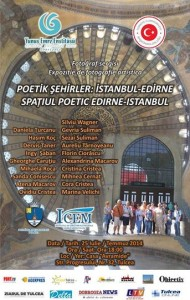 Spatiul poetic Edirne Instanbul